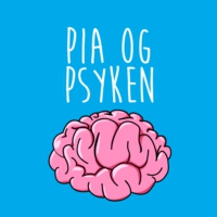 Logo of the podcast Pia og psyken