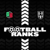 Logo du podcast B/R Football Ranks