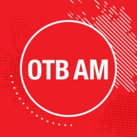 Logo of the podcast OTB AM | Goodbye Declan Rice, Donaghy's shot clock, super Spurs