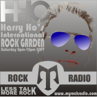 Logo du podcast Harry Ho's international Rock Garden