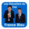 Logo of the podcast Les Chevaliers du Fiel France Bleu