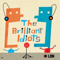 Logo of the podcast The Brilliant Idiots