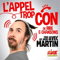 Logo of the podcast Le mot d'excuse du commissariat - L'appel trop con de Rire & Chansons