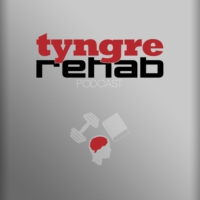 Logo of the podcast Tyngre Rehab