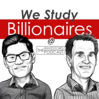 Logo du podcast We Study Billionaires - The Investors Podcast