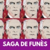Logo of the podcast SAGA DE FUNÈS | CinéMaRadio