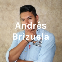 Logo of the podcast Soy Andrés Brizuela