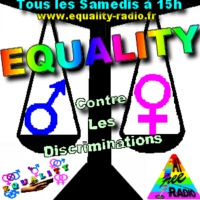 Logo du podcast EQUALITY - N°155 - 17 JUIN 2016