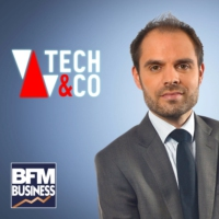 Logo du podcast BFM : 28/11 - Tech & Co