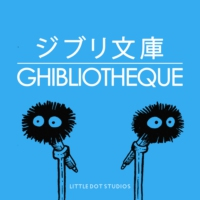 Logo of the podcast Ghibliotheque - A Podcast About Studio Ghibli