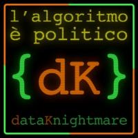 Logo of the podcast DataKnightmare: il Lato Oscuro della società dei Dati