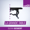 Logo of the podcast La Grande table