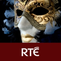 Logo of the podcast RTÉ - Drama On One Podcast