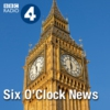 Logo of the podcast Six O'Clock News