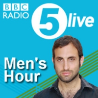 Logo of the podcast MensHour: Changes in male comedy 03 May 15