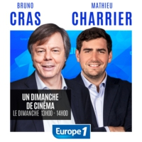Logo of the podcast Un dimanche de cinéma - Europe 1