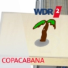 Logo of the podcast WDR 2 Copacabana