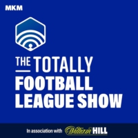 Logo of the podcast Scholes and Campbell. Lampard and Cole. Into the EFL they go.