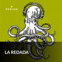 Logo of the podcast La Redada