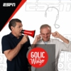 Logo of the podcast Golic and Wingo