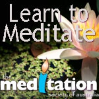 Logo of the podcast Learn To Meditate - Meditation Podcast