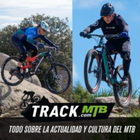 Logo du podcast Track MTB - El Podcast