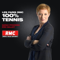 Logo of the podcast RMC : 03/04 - Les Paris 100% Tennis