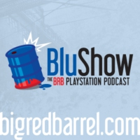 Logo of the podcast Playstation Podcast – Big Red Barrel