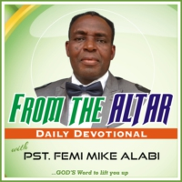 Logo of the podcast FROM THE ALTAR - Daily Devotional