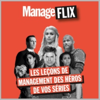 Logo du podcast ManageFlix