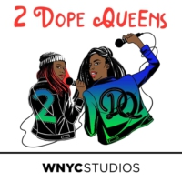 Logo du podcast 2 Dope Queens