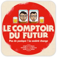Logo of the podcast Le comptoir du futur