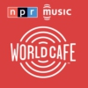 Logo of the podcast World Cafe Words and Music from WXPN