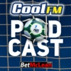 Logo of the podcast The Cool FM Football Show