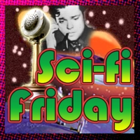 Logo of the podcast Scifi Friday