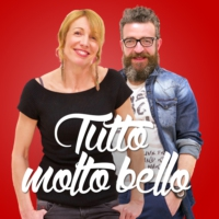 Logo of the podcast La chef Silvia Moro