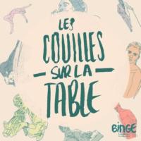 Logo du podcast Les couilles sur la table