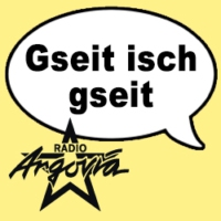 Logo of the podcast 21.2. Gseit esch gseit