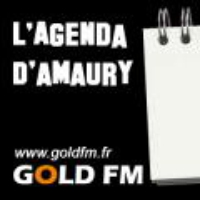 Logo of the podcast GOLD FM - L'Agenda d'Amaury