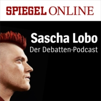 Logo of the podcast Sascha Lobo – Der SPIEGEL ONLINE Debatten-Podcast