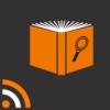 Logo of the podcast Die Literaturagenten | radioeins