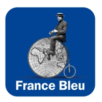Logo of the podcast J'me Balade France Bleu Pays d'Auvergne