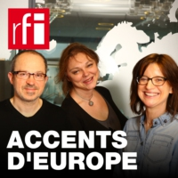 Logo of the podcast RFI - Accents d'Europe