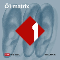 Logo du podcast Ö1 matrix