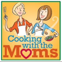 Logo of the podcast Cooking with the Moms