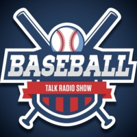 Logo of the podcast THE BASEBALL TALK RADIO SHOW
