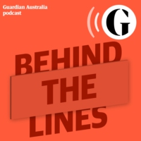Logo of the podcast Behind the Lines - The Guardian Australia
