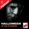 Logo du podcast Halloween - 40 ans de terreur