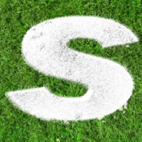 Logo of the podcast SunSport's Scottish football podcast with Roger Hannah and David Friel
