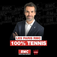 Logo of the podcast Les Paris RMC 100% Tennis